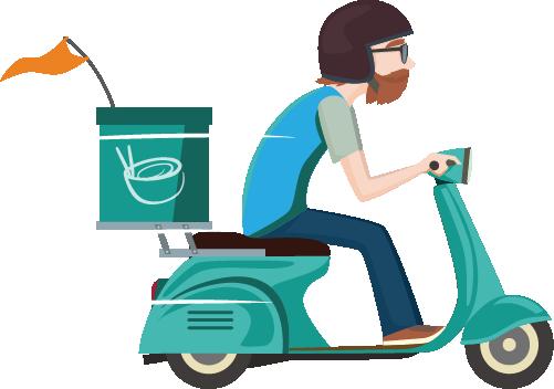 delivery motorino bowl